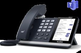 Bureautoestel Yealink T55A voor het bellen via Microsoft Teams